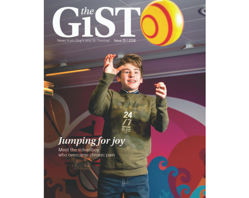 Front cover of the GiST