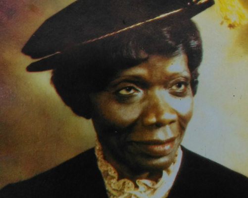 Kofoworola Abeni Pratt, the first black NHS nurse