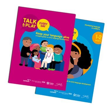 community SLT leaflet covers