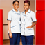 Nursing assistants are not registered nurses, however are very much a part of the nursing team. They perform a wide range of tasks and work under the supervision of a qualified nurse. Nursing assistants wear a light grey uniform