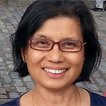 Dr Nirmala D Kongbrailatpam - consultant anaesthetist at Evelina London