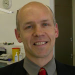 Mike Harrison - consultant in paediatric dentistry