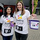 Fundraising bucket collectors