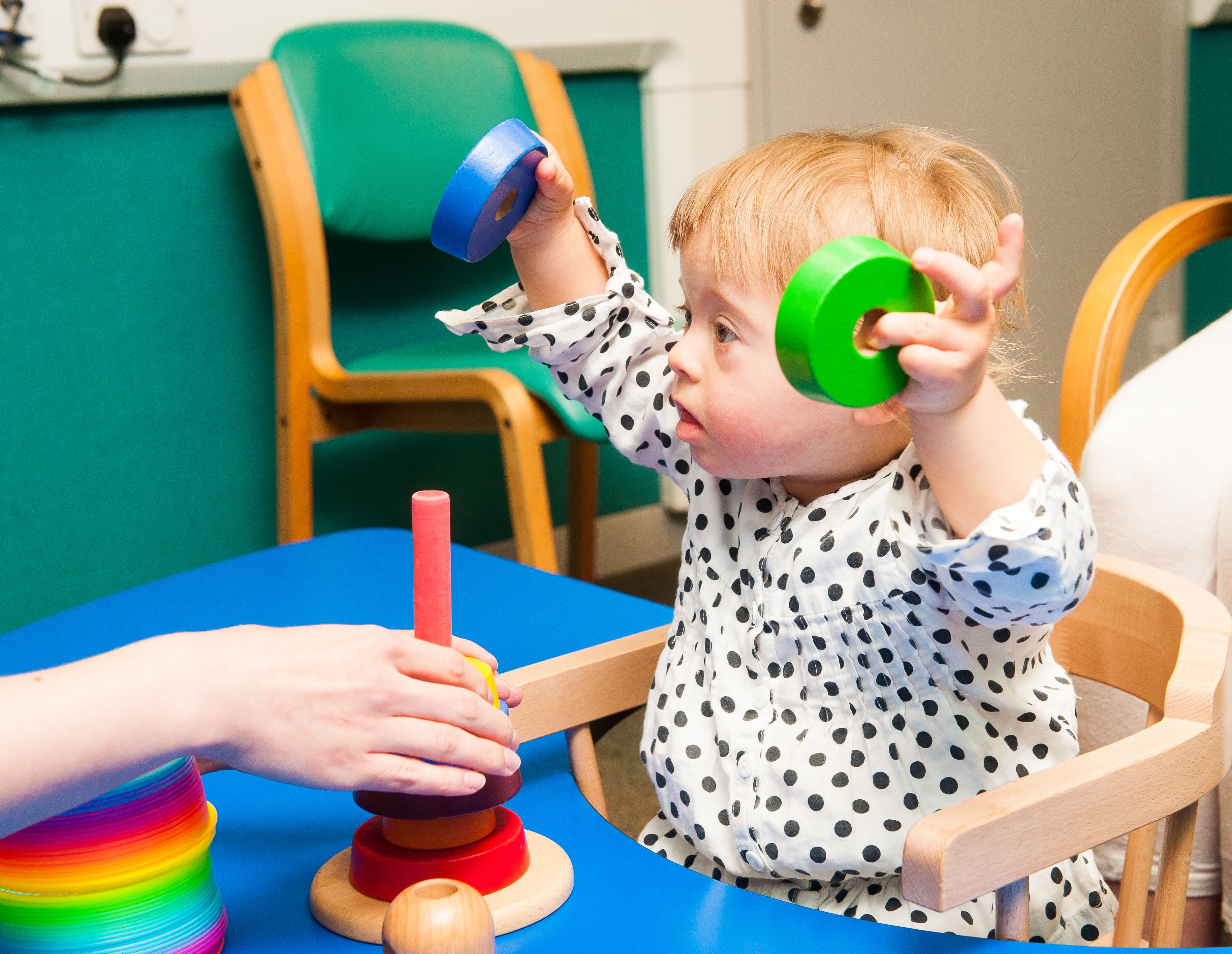 baby-girl-in-audiology-clinic