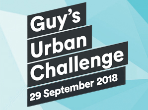 Guy's Urban Challenge, 29 September 2018