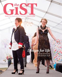 The GiST magazine - August edition