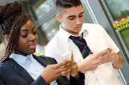 Young people can now text their school nurse