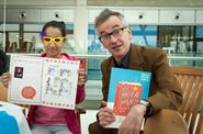 National Portrait Gallery launch new activity book at Evelina London