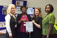 Southwark health visitors make breastfeeding baby friendly