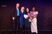 Evelina London neonatal nurse honoured for exceptional kindness and compassion