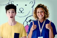 Evelina London launches films for children having operations