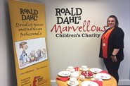 Meet our marvellous Roald Dahl nurse