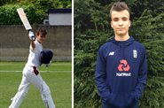 Budding cricketer thanks Evelina London for life-changing treatment