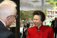 New emergency department and short-stay unit opened by The Princess Royal