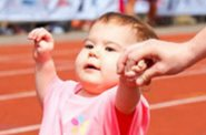 Miracle Mia becomes youngest competitor at British Transplant Games