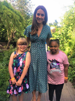 20190701_Duchess of Cambridge with patients Millie and Miracle 1556, 1557