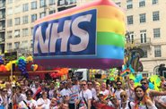 NHS Rainbow badges launched across the UK