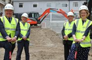 Evelina London begins building a new day surgery centre