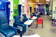 Our nurse-led allergy day centre has a bright, new home
