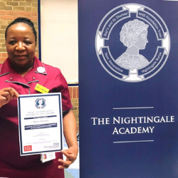 Nightingale Nurse Alice Denga