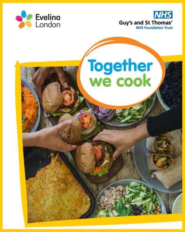 Together We Cook recipe book