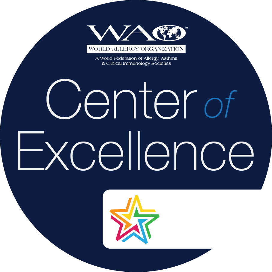World Allergy Organisation Centre of Excellence