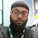 Imam Abdul Choudhury - chaplain at Guy's and St Thomas'