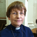 Reverend Sue Taylor - chaplain at Guy's and St Thomas'