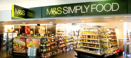 M&S Simply Food and Café